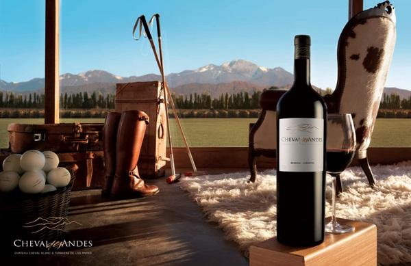 Cheval Des Andes 安第斯白馬酒莊