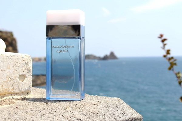 Light Blue Love in Capri