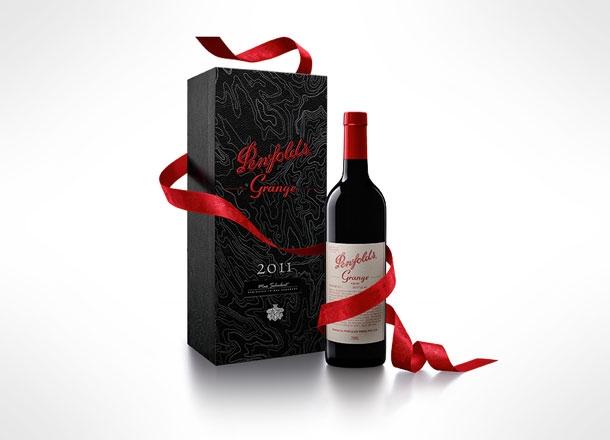 penfolds grange 2011 gift set