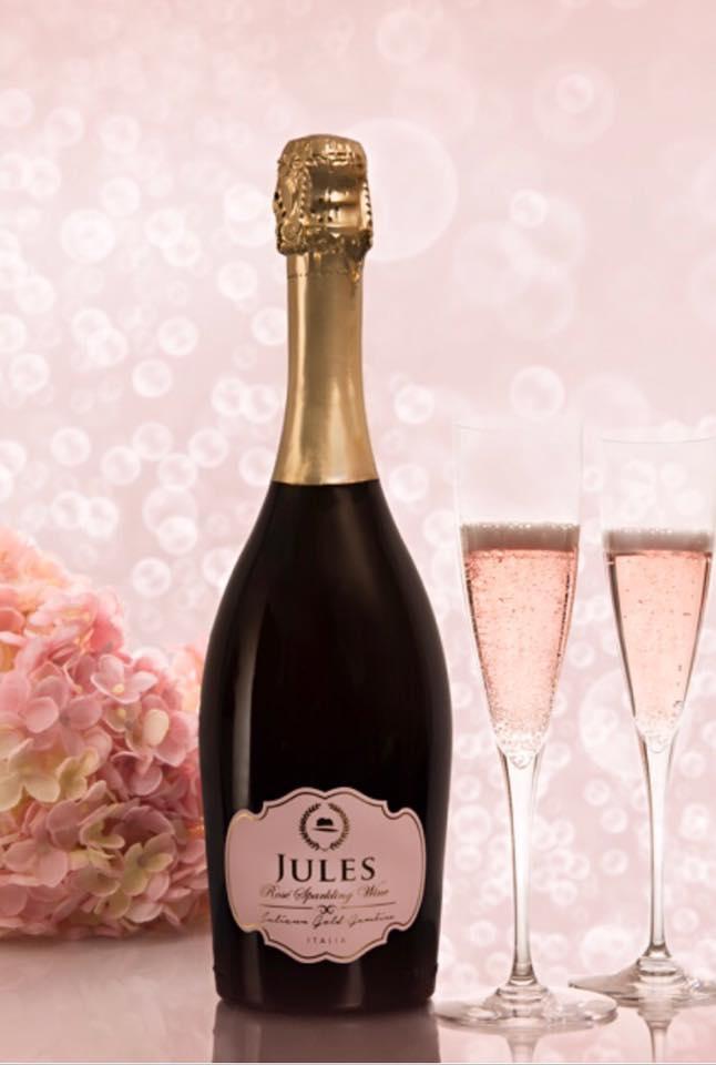 Gambino Jules Rose Sparkling Wine Italy 750ml