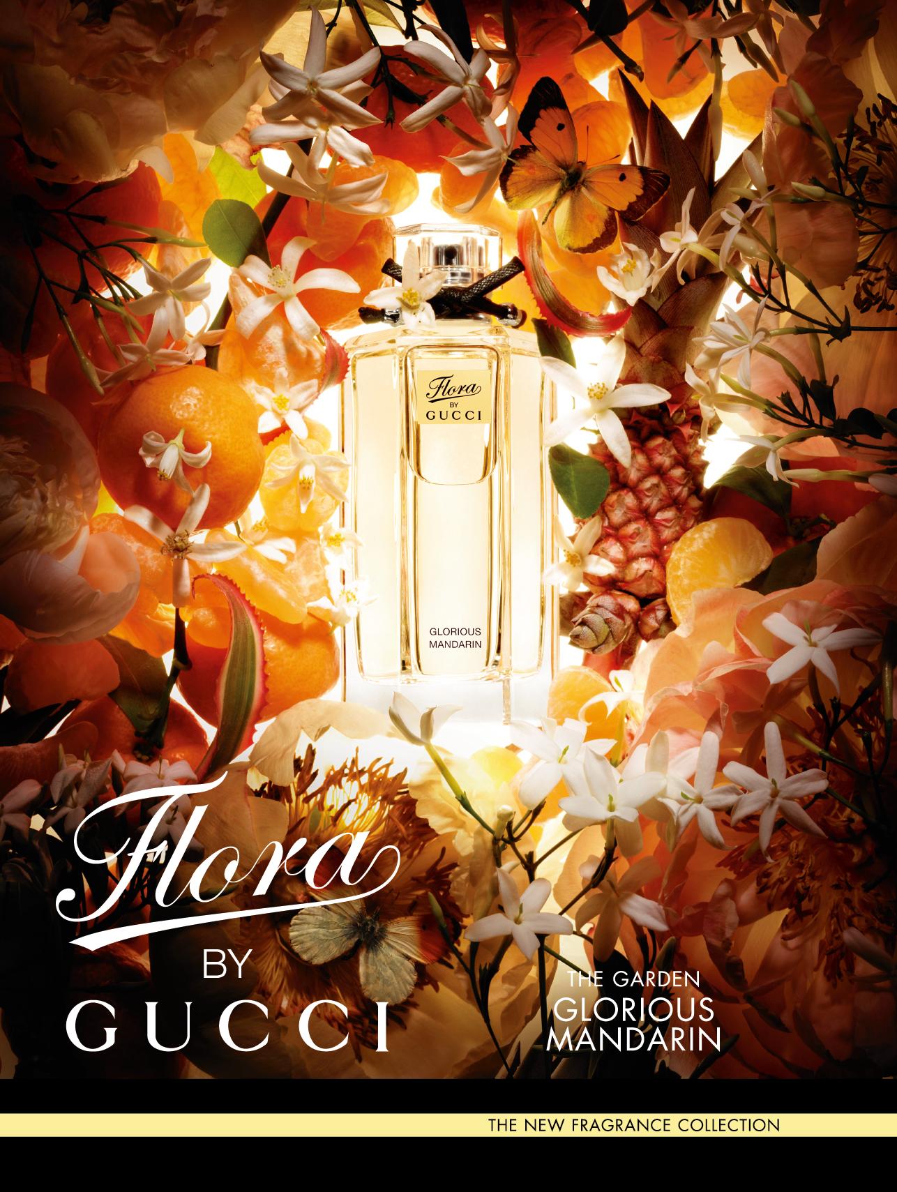 Gucci Flora Glorious Mandarin