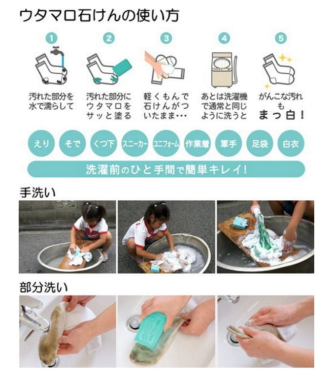 utamaro soap