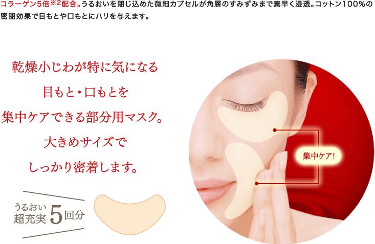 Kose Clear Turn Q10 Eye Mask